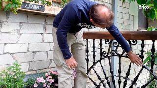 Cómo reparar una pieza de forja