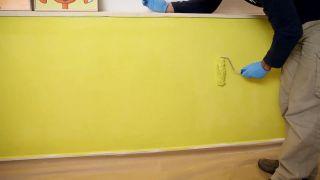Cómo pintar un espacio infantil