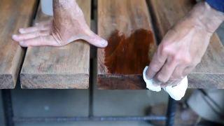 Cómo renovar los muebles del jardín