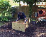 Hacer fogón para el jardín - Paso 4