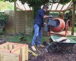 Hacer fogón para el jardín - Paso 7