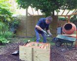 Hacer fogón para el jardín - Paso 8