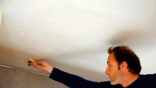 Cómo pintar el techo de la cocina - Paso 1