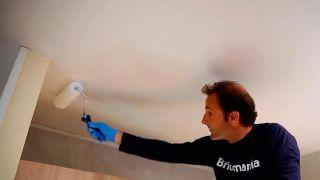 Cómo pintar el techo de la cocina - Paso 5