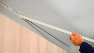 Cómo pintar el techo de la cocina - Paso 7