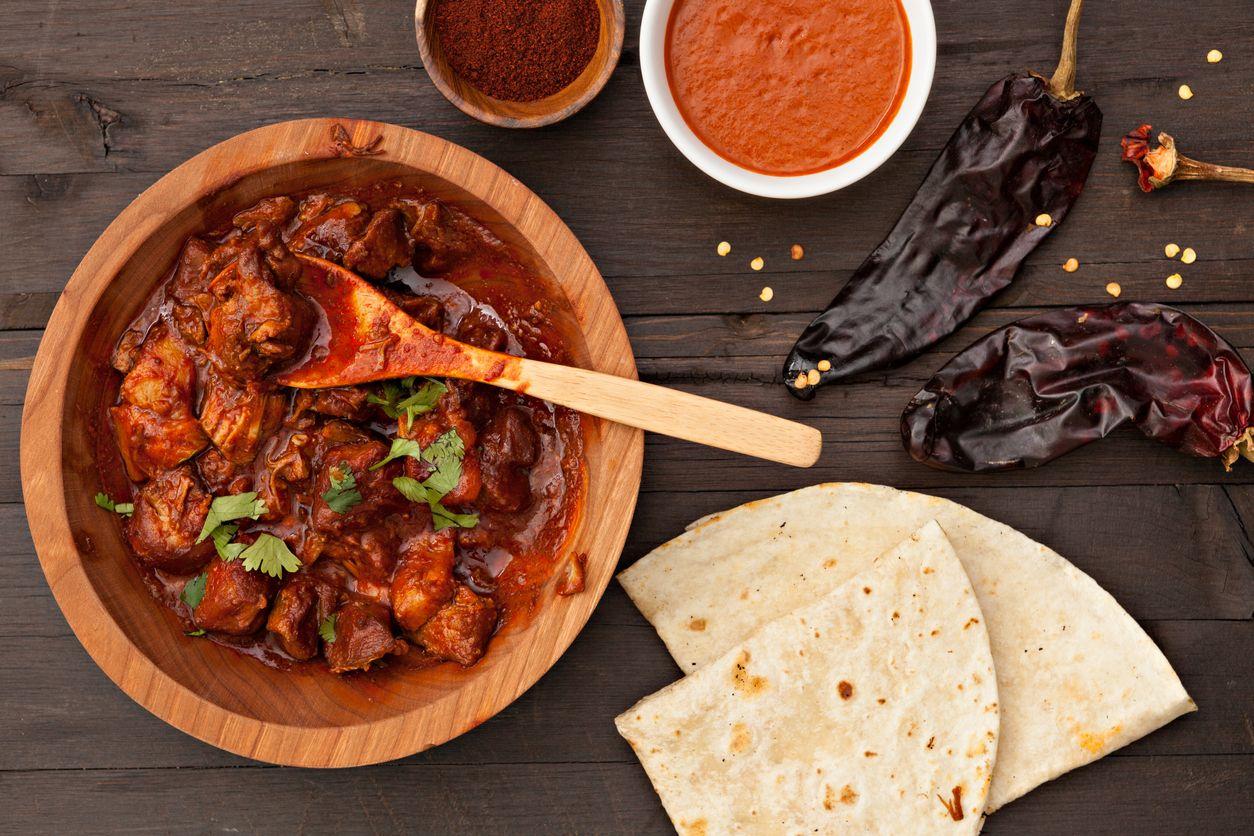 Los chiles chipotles se utilizan mucho para la preparación de platos típicos de México