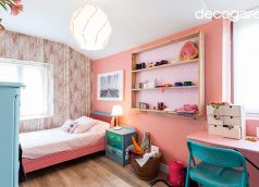Decorar dormitorio estudio de costura