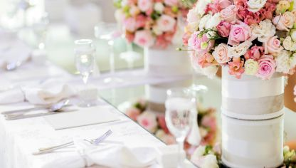 10 ideas para decorar una boda con flores