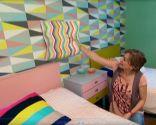 dormitorio juvenil estilo retro - paso 7