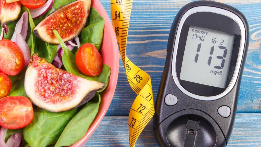 que comidas no puede comer una persona con diabetes