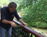 Hacer un mostrador para el balcón - Paso 1