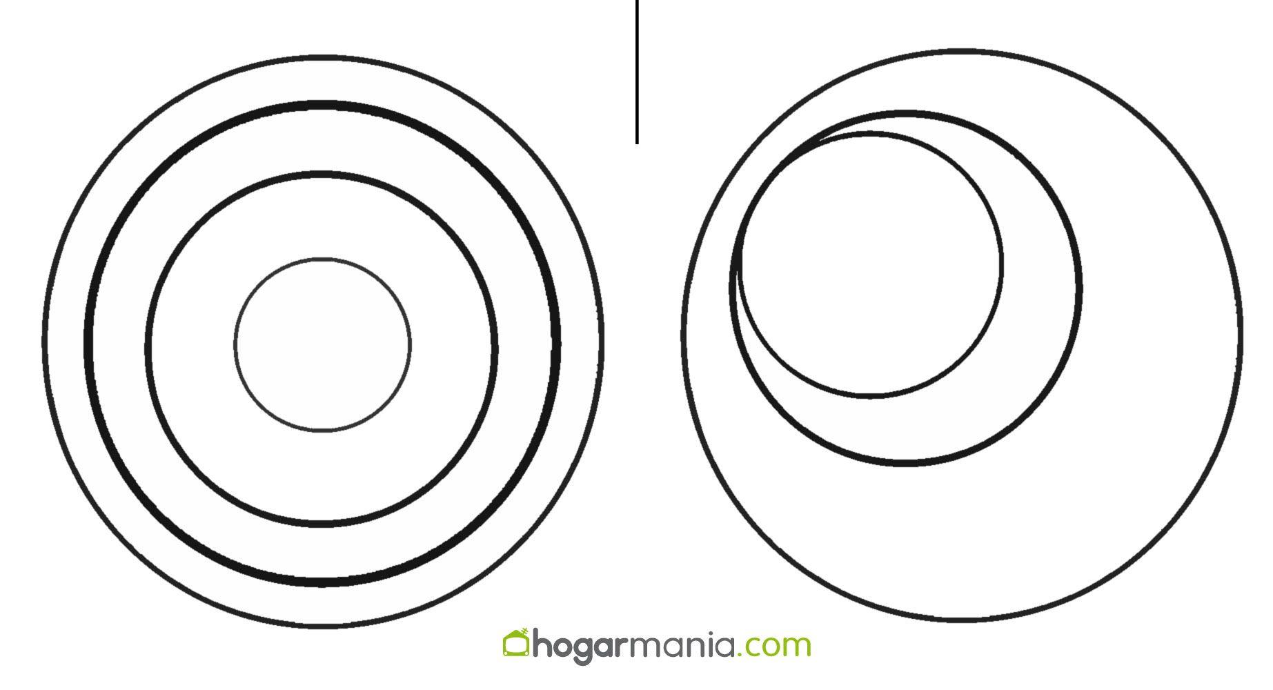 Cómo dibujar la base del mandala