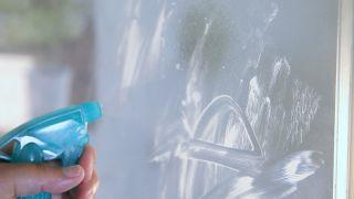 Cómo limpiar la mampara de la ducha - Paso 2
