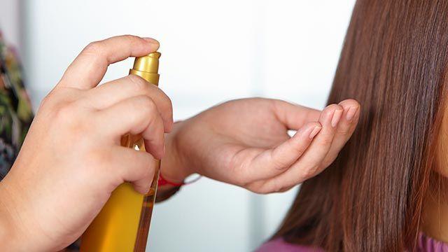 El aceite de Argán aporta suavidad, brillo e hidratación al cabello.