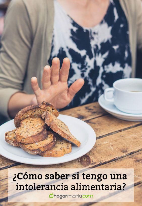 ¿Cómo saber si tengo una intolerancia alimentaria?