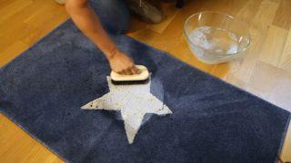 Cómo limpiar alfombras y moquetas - Paso 4