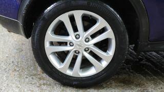 Cómo limpiar las llantas del coche - Detalle