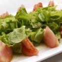 Receta de Ensalada de lechuga, tomate y comino