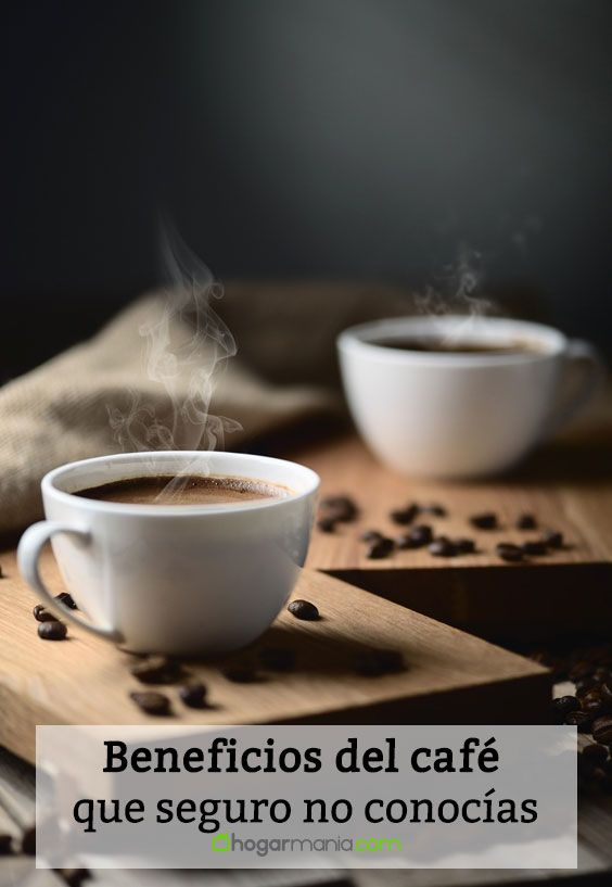 Beneficios del café que seguro no conocías