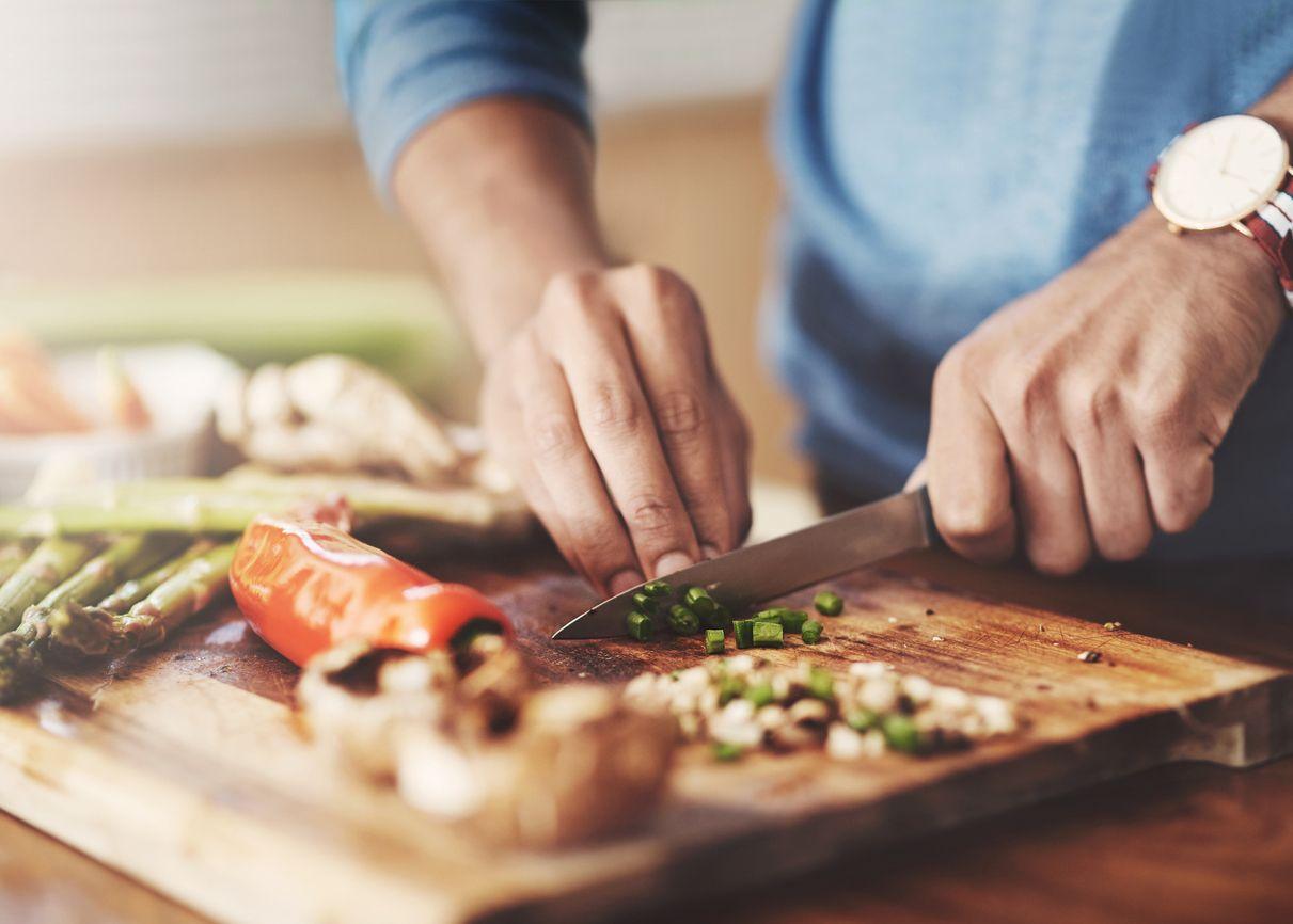 Cocina orgánica, la importancia de la calidad de los alimentos y el modo de cocinarlos.