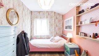 Transformar camarote en dormitorio y estudio de costura - Después