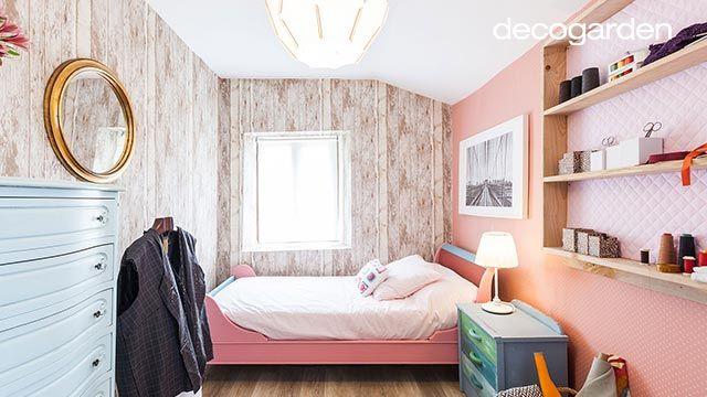 Transformar camarote en dormitorio y estudio de costura