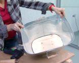 Crear mesilla de noche con barreño de metal - paso 4