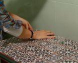 renovar mueble de baño con encimera de baldosas - paso 6