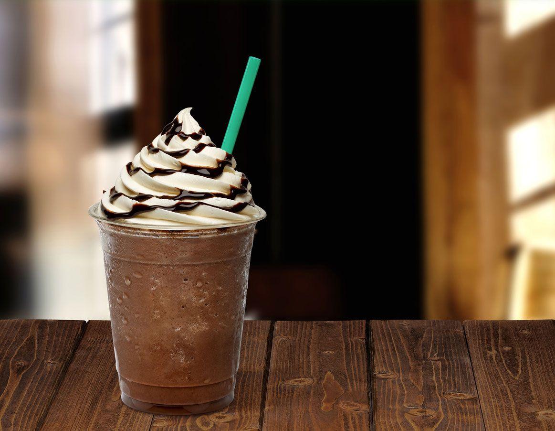 Frappuccino, tipo de café frappé.