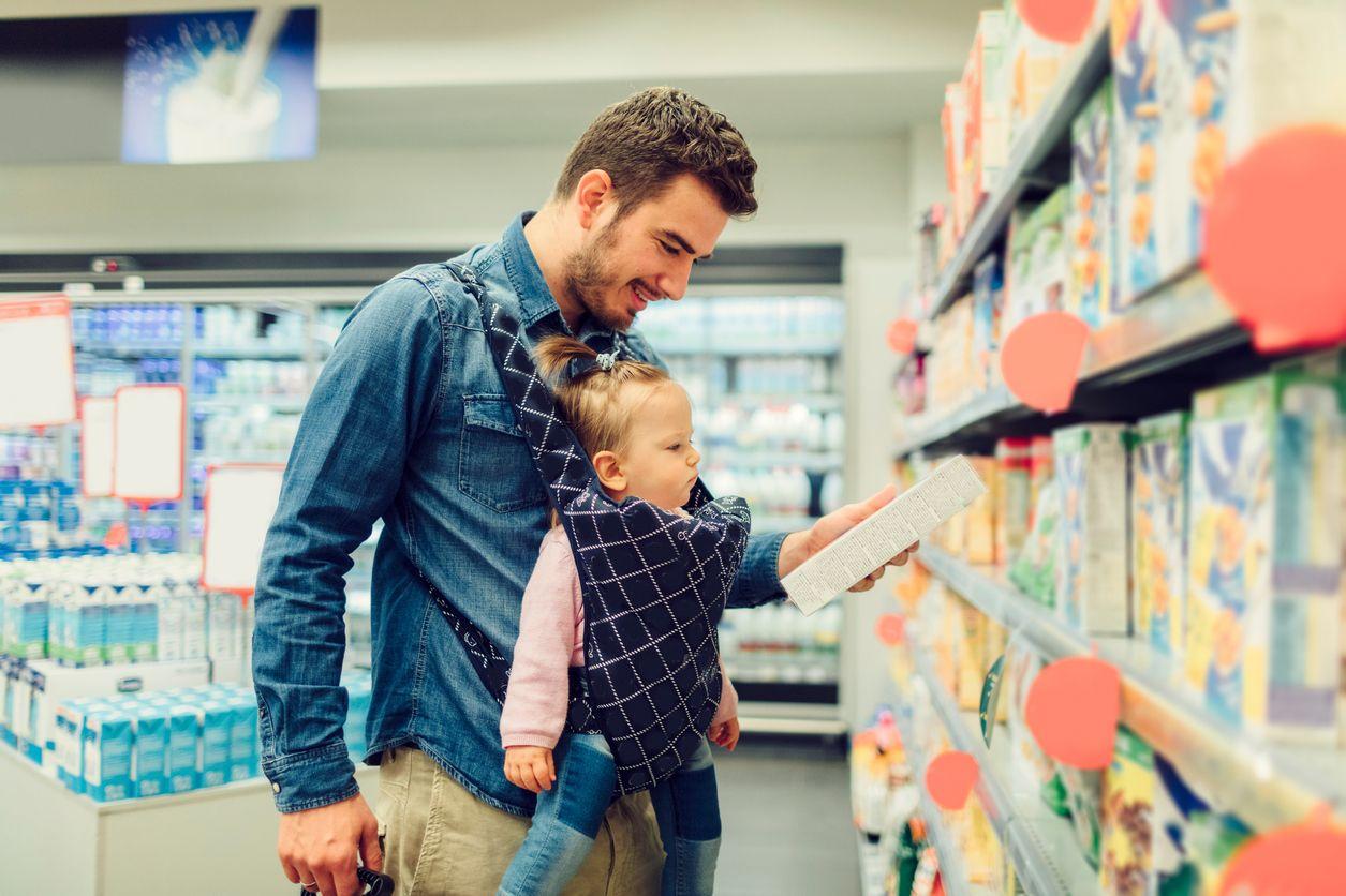 Es muy importante saber interpretar la información nutricional de los productos destinados a la alimentación infantil.