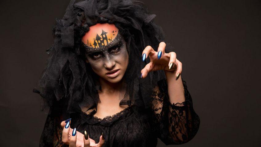 5 Consejos Y Trucos Para Que Tu Maquillaje De Halloween Dure Mas Y - Maquillaje-halowin