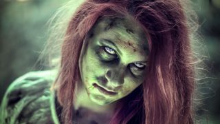 Cómo maquillarse de zombie para Halloween (fácil)