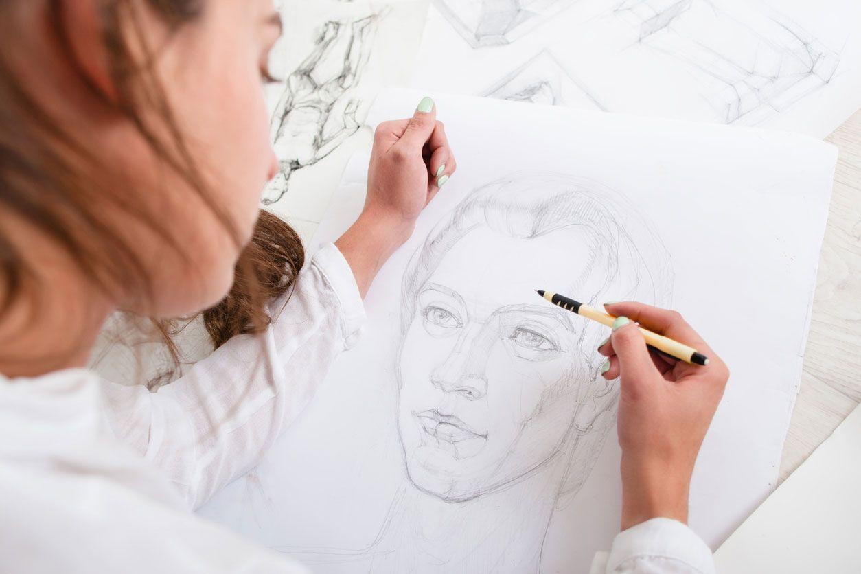 Buscar tu propio estilo dibujando.
