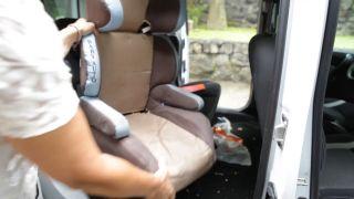 Cómo limpiar la tapicería del coche - Paso 1