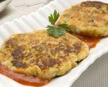 Receta de Hamburguesas de verduras con salsa de tomate