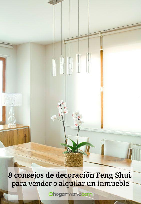 8 consejos de decoración Feng Shui para vender o alquilar un inmueble