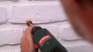 Cómo hacer un perchero de cobre - Paso 9