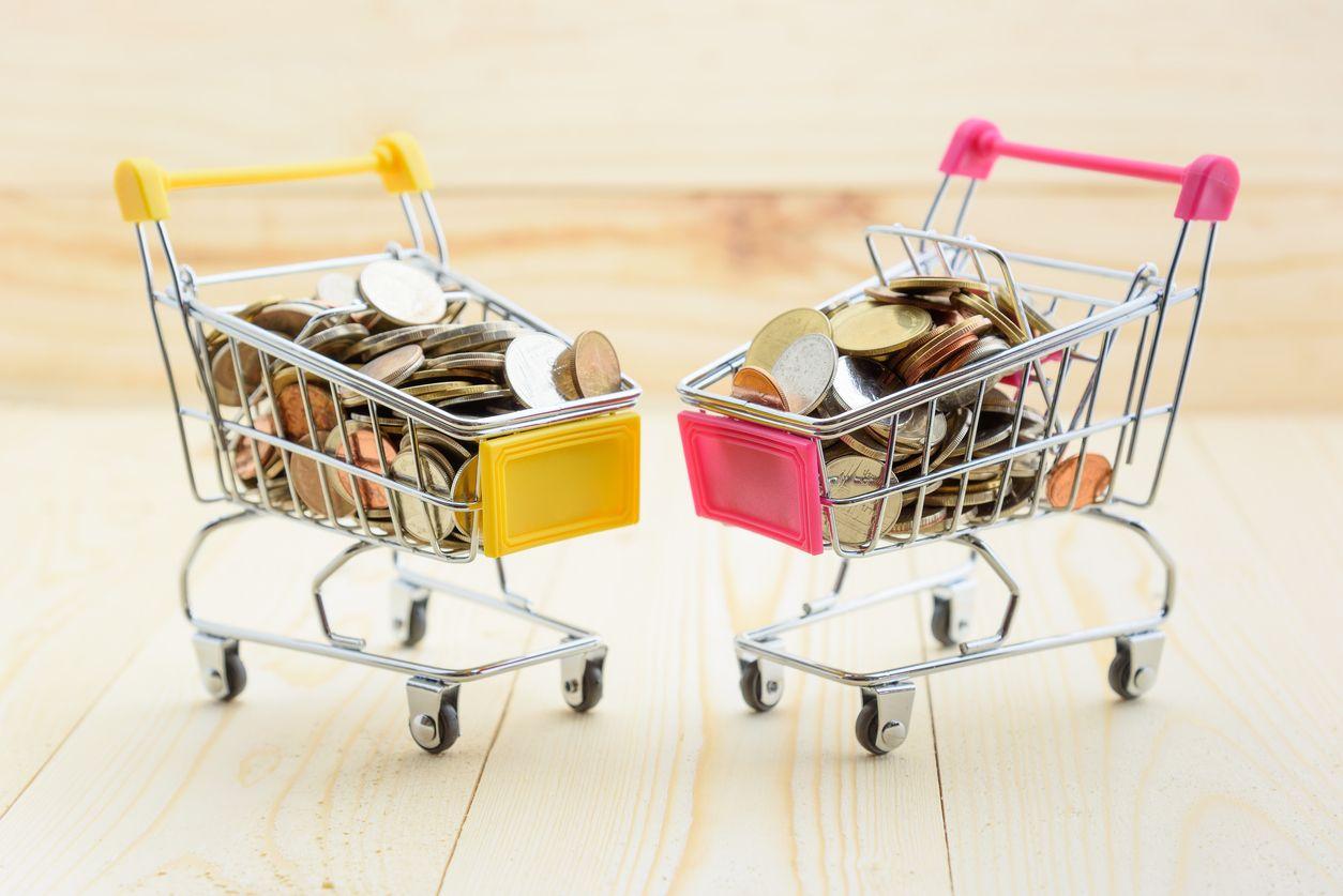 Ahorrar en la cesta de la compra.