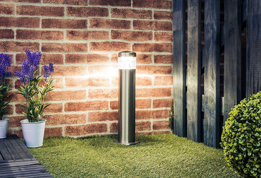 ahorro energía casa baliza LED
