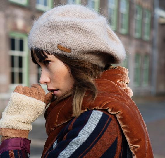 sombreros otoño invierno - boina