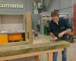 Cómo crear un efecto rústico a una pieza de madera - Paso 5