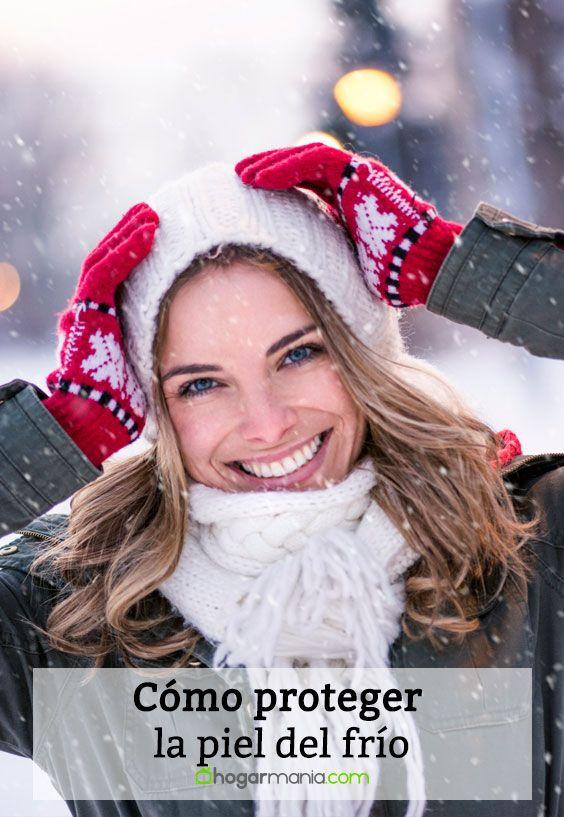 Cómo proteger la piel del frío