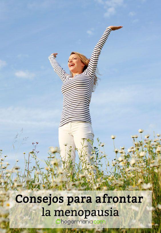Consejos para afrontar la menopausia