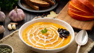 Platos para sorprender a los niños en Halloween