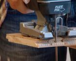 Decorar pared de cocina con friso madera roble - paso 5