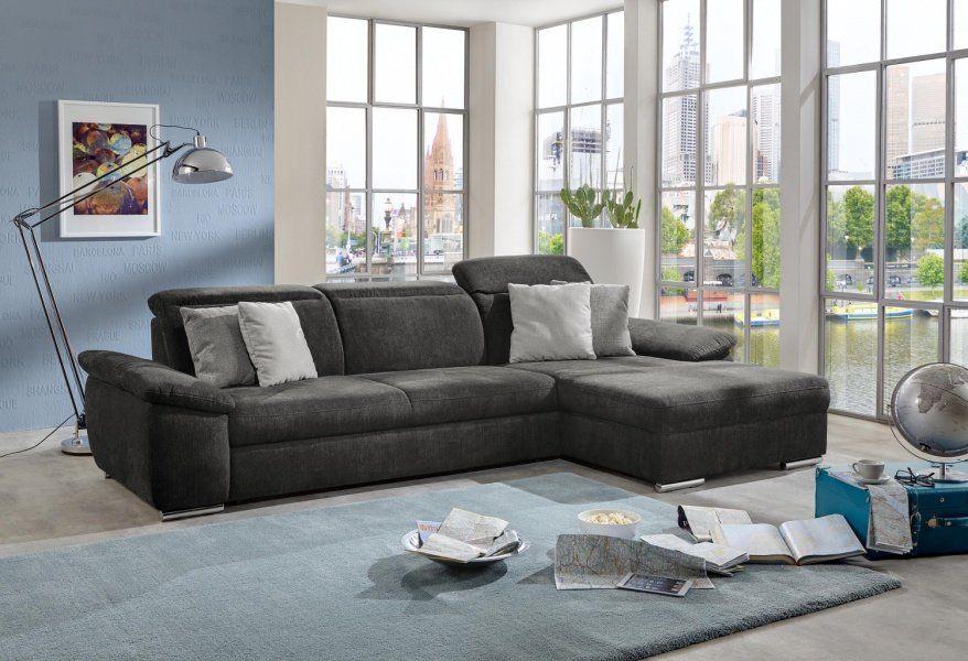 Sofá chaise longue con cama – Modelo MAURICE de Conforama