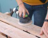 Crear cabecero de cama tablas de madera de pino - paso 3