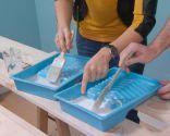 Crear cabecero de cama tablas de madera de pino - paso 4