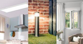 Eco opciones para ahorrar energ�a en tu hogar