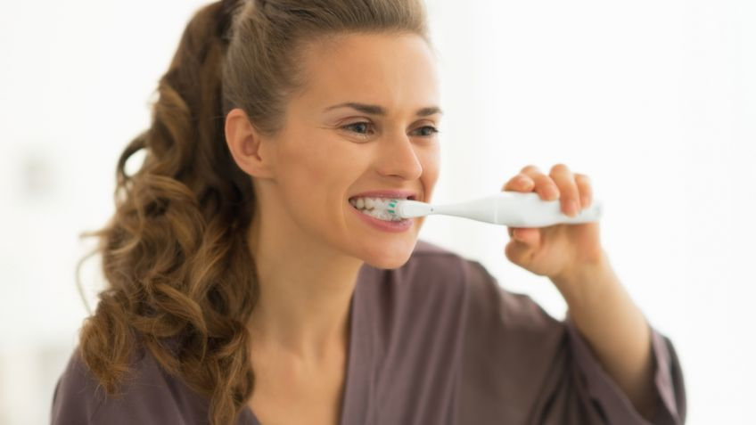 Cómo lavarse los dientes correctamente - Hogarmania 92a67ad5613f